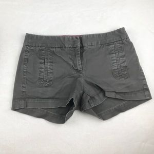 J. Crew stretch shorts